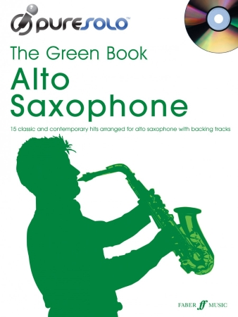 PURESOLO: The Green Book for alto saxophone + CD