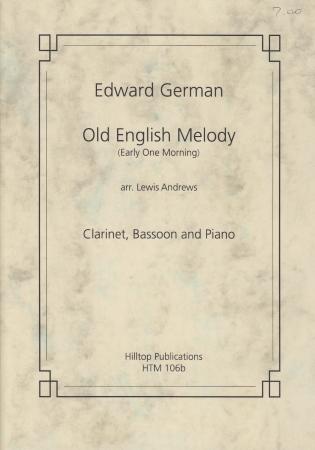 OLD ENGLISH MELODY