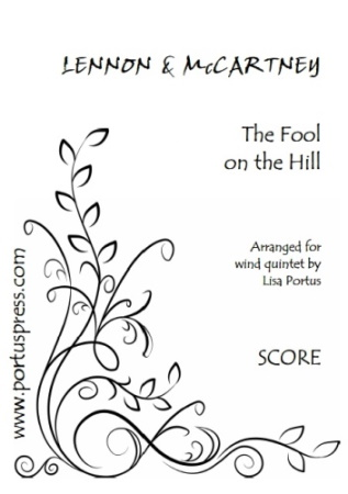 THE FOOL ON THE HILL (score & parts)