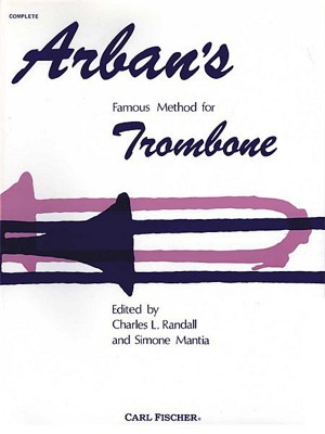 METHOD FOR TROMBONE + Audio Downloads
