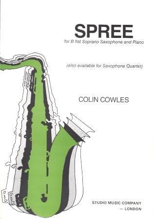 SPREE (score & parts)