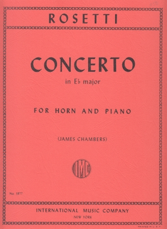 CONCERTO in Eb major