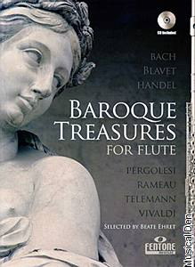 BAROQUE TREASURES + CD