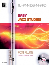 EASY JAZZ STUDIES + CD