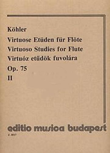 30 VIRTUOSO ETUDEN Op.75 Volume 2
