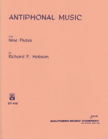 ANTIPHONAL MUSIC