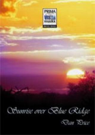 SUNRISE OVER BLUE RIDGE
