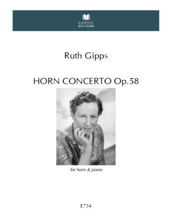 HORN CONCERTO Op.58