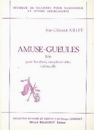AMUSE-GUEULES score & parts