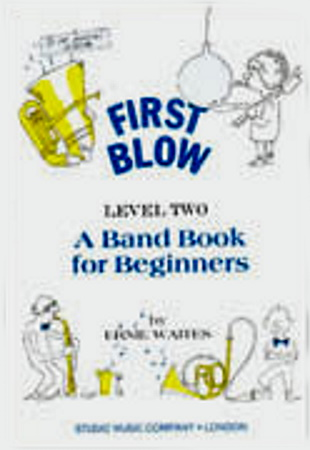 FIRST BLOW Level 2: 4th voice in Bb (treble clef)