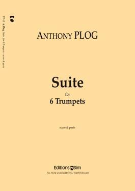 SUITE for Six Trumpets (score & parts)