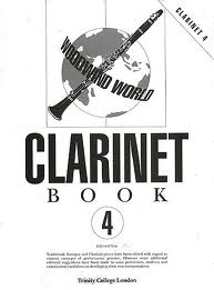 WOODWIND WORLD Clarinet Book 4 (part only)