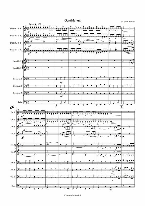 GUADALAJARA (score)