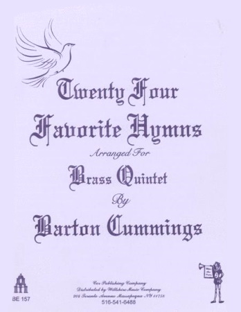 24 FAVOURITE HYMNS