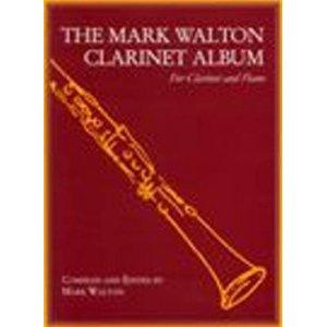 THE MARK WALTON CLARINET ALBUM