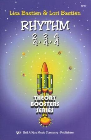 RHYTHM 2/4, 3/4, 4/4