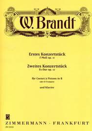 FIRST KONZERTSTUCK Op.11 & SECOND KONZERTSTUCK Op.12
