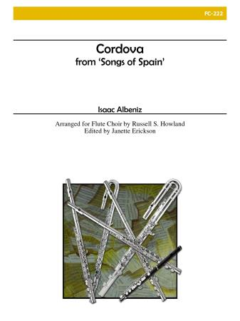 CORDOVA from Songs of Spain