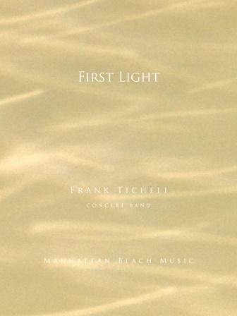 FIRST LIGHT (score)