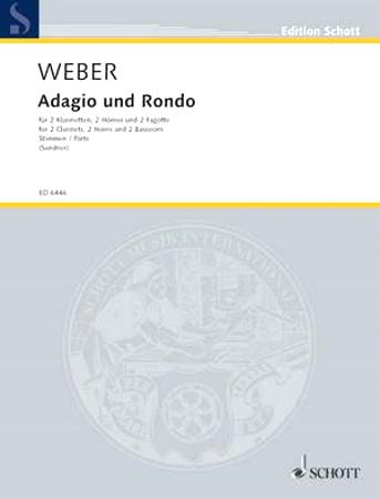 ADAGIO AND RONDO (score & parts)