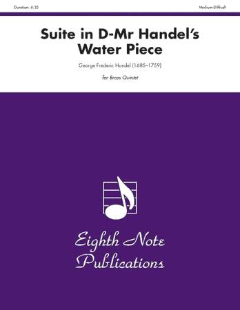 MR HANDEL'S WATER PIECE (B flat version)