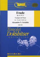 ETUDE Op.8/12