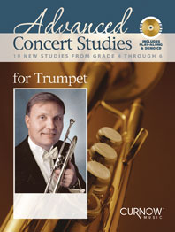 ADVANCED CONCERT STUDIES + CD