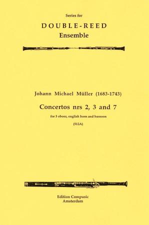 CONCERTOS Nos. 2, 3 & 7