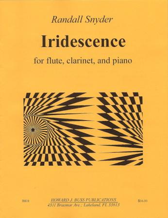 IRIDESCENCE (score & parts)