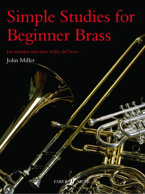 SIMPLE STUDIES FOR BEGINNER BRASS