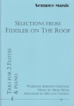 FIDDLER ON THE ROOF Selection