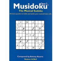 MUSIDOKU The Musical Sudoku 44 puzzles
