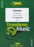 SONATA for two trombones