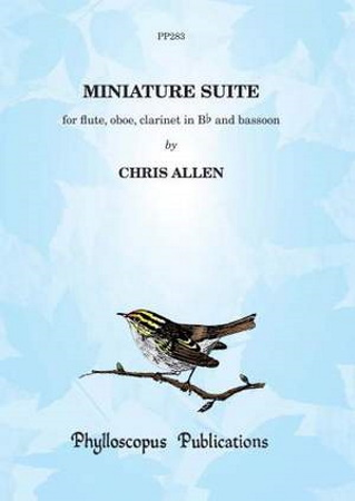 MINIATURE SUITE (score & parts)