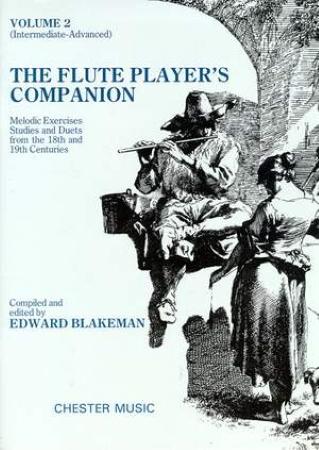 THE FLUTE PLAYER'S COMPANION Book 2
