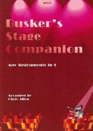 BUSKER'S STAGE COMPANION C instruments