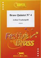 BRASS QUINTET No.4