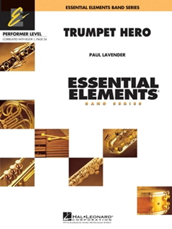 TRUMPET HERO (score & parts)