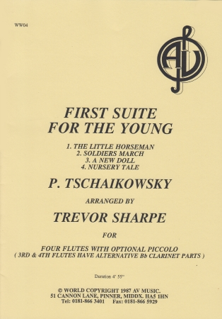 FIRST SUITE FOR THE YOUNG