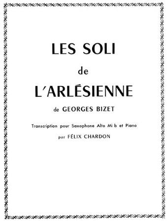 LES SOLI DE L'ARLESIENNE