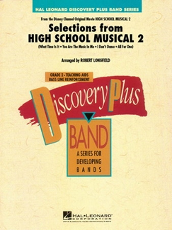 SELECTIONS FROM HIGH SCHOOL MUSICAL 2 (score)