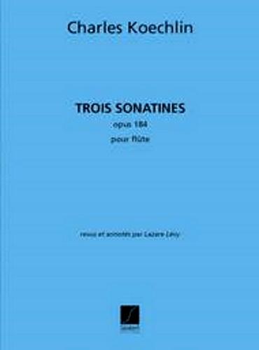 TROIS SONATINES