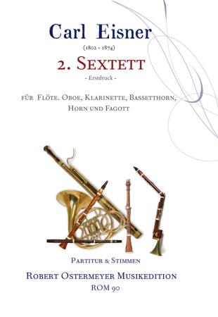 SEXTET No.2 score & parts