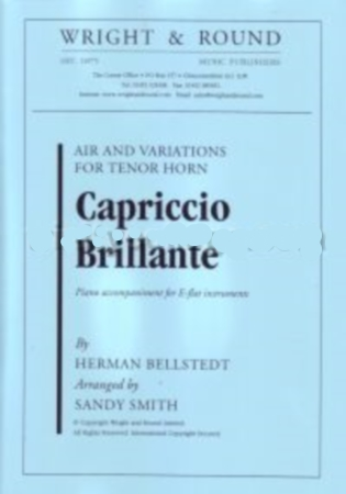 CAPRICCIO BRILLANTE Air & Variations