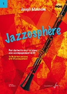 JAZZOSPHERE Volume 1 + CD