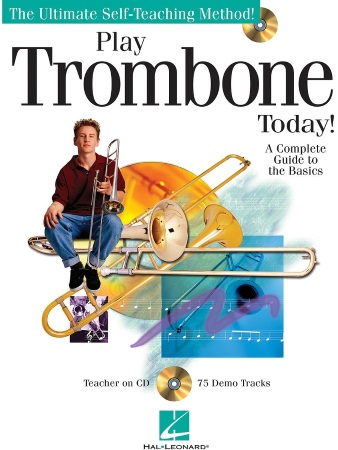 PLAY TROMBONE TODAY + CD