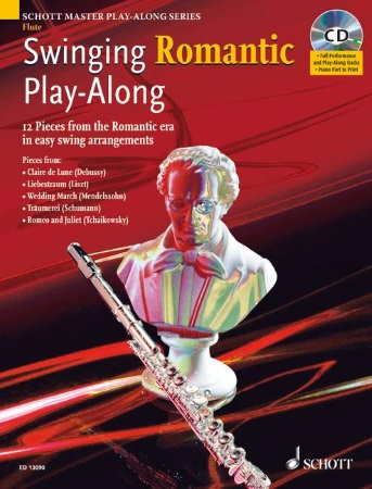 SWINGING ROMANTIC PLAYALONG + CD