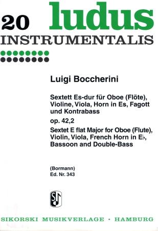 SEXTET in Eb major Op.42 No.2