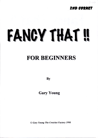 FANCY THAT! 2nd cornet