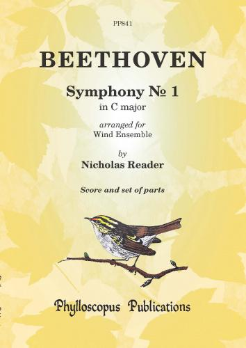 SYMPHONY No.1 (score & parts)